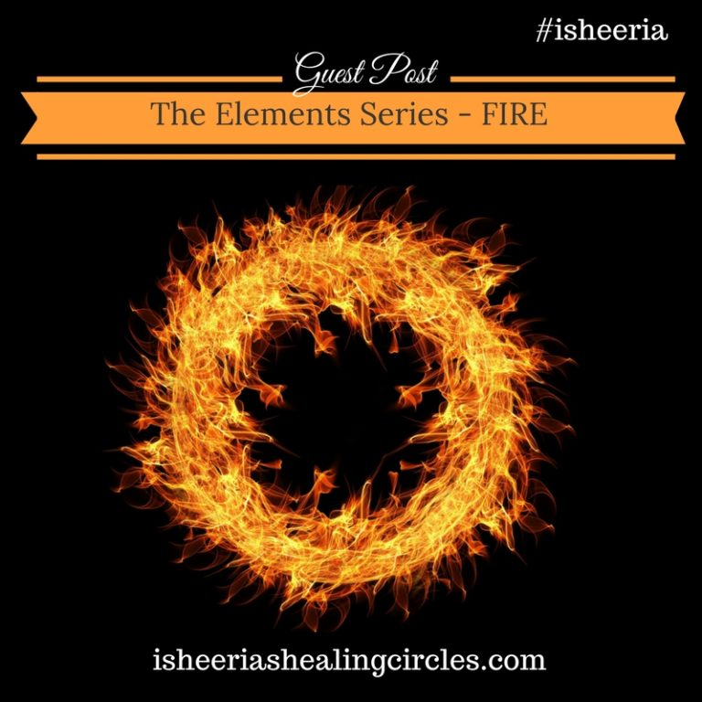 fire element series isheeria